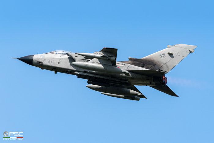 MM7067  6-41  Tornado IDS MLU RET8  526/IS066/5078  GEA 6° Stormo © Piti Spotter Club Verona