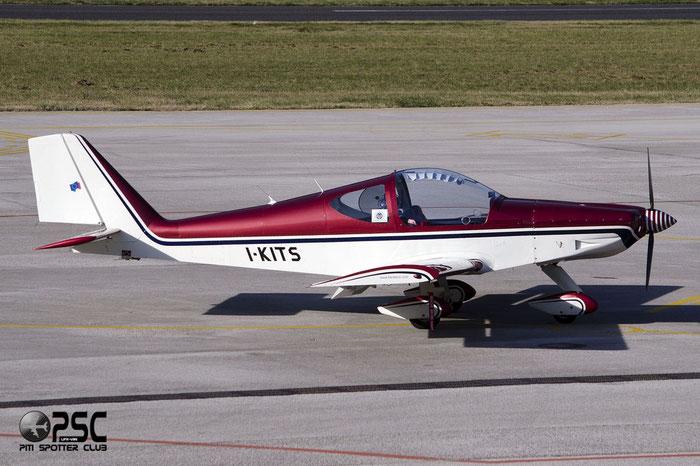 I-KITS - Storm Century - Private @ Aeroporto di Trento © Piti Spotter Club Verona