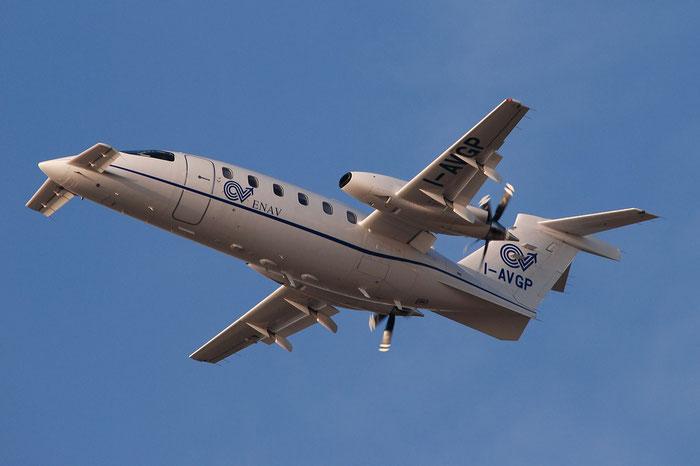 I-AVGP Piaggio P-180 Avanti II P180 1195 L2T 30040E ENAV @ Aeroporto di Verona © Piti Spotter Club Verona