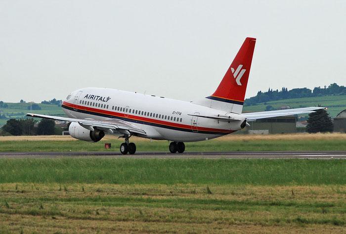 EI-FFW  B737-85F  30477/976  Air Italy  @ Aeroporto di Verona © Piti Spotter Club Verona