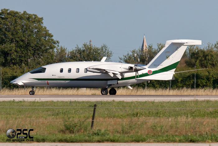 MM62169 Italy - Army Piaggio P-180E Avanti - MM62169 @ Aeroporto di Verona © Piti Spotter Club Verona