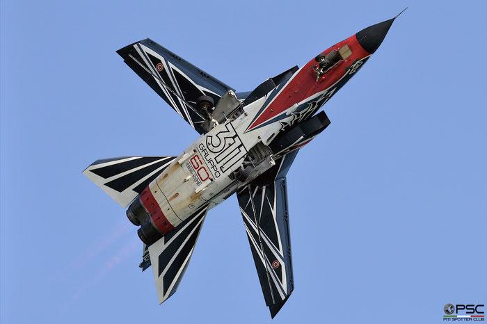 CSX7079  RS-01  Tornado ECR MLU RET8  597/ECR../5090  311° Gruppo RSV © Piti Spotter Club Verona