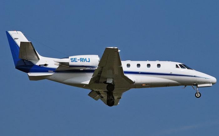 SE-RHJ Ce560XL 560-5078 Jivair AB @ Aeroporto di Verona 06.09.2018  © Piti Spotter Club Verona