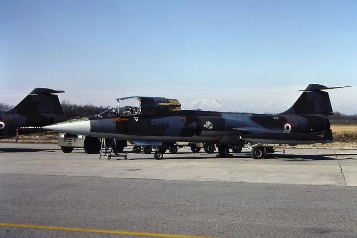 MM6702  53-12  F-104S-ASA  1002 © Piti Spotter Club Verona