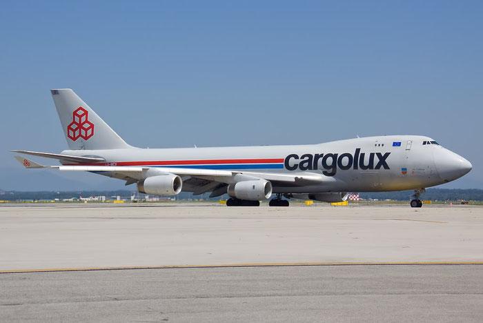 LX-WCV B747-4R7F 35804/1390 Cargolux @ Milano Malpensa Airport 26.06.2011 © Piti Spotter Club Verona