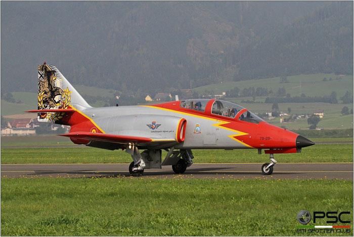 E.25-87  79-29  CASA 101EB  101  AGA © Piti Spotter Club Verona