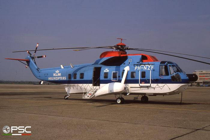 PH-NZF Sikorsky S-61N KLM Helikopters (KLH) © 2017 courtesy of Marco Ceschi - Piti Spotter Club Verona