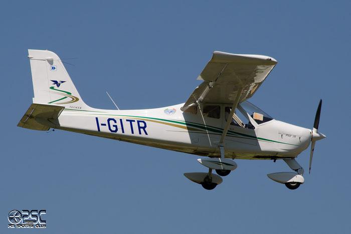 I-GITR - Tecnam P92 Echo JS - Aeroclub di Thiene @ Aeroporto di Bolzano © Piti Spotter Club Verona