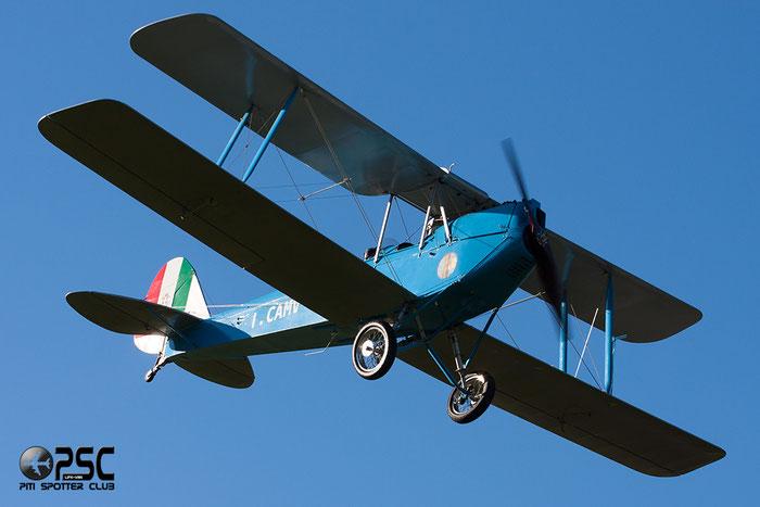 I-CAMW - Caproni Ca-100 Caproncino - Private @ Aeroporto di Trento © Piti Spotter Club Verona