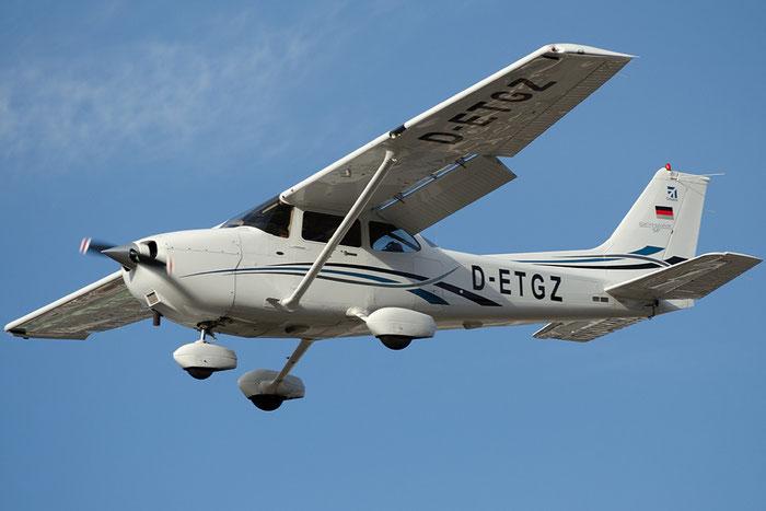 D-ETGZ Cessna 172S C172 172S10350 @ Aeroporto di Bolzano © Piti Spotter Club Verona