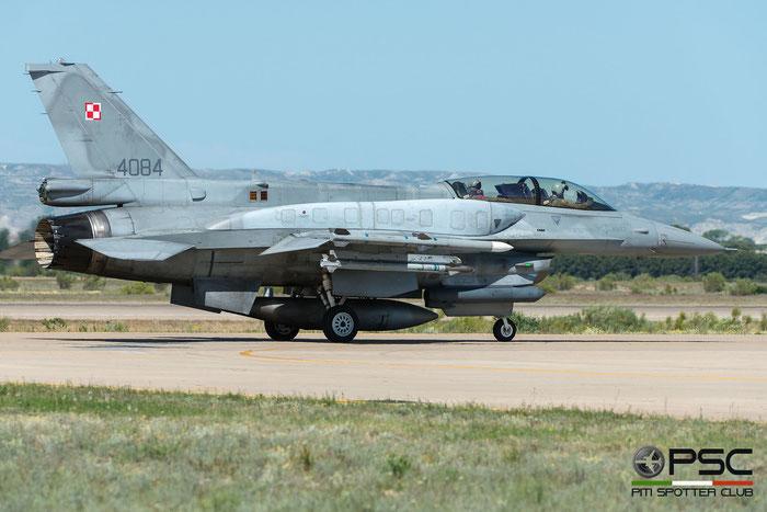 4084   F-16D-52CF  JD-9  31.BLT (3 & 6.elt) © Piti Spotter Club Verona