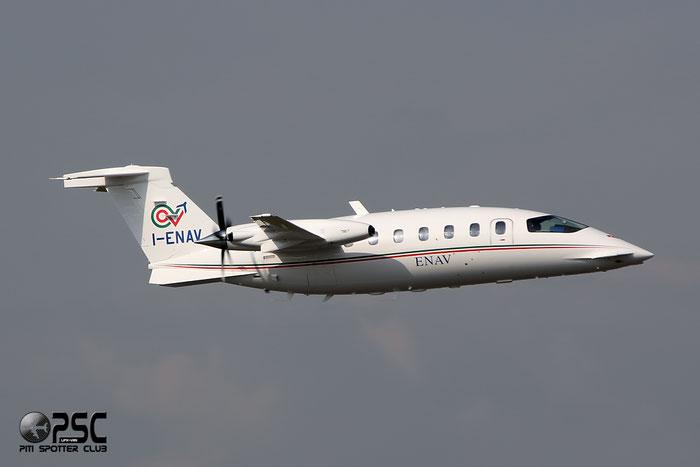 I-ENAV Piaggio P-180 Avanti II P180 ENAV - @ Aeroporto di Verona © Piti Spotter Club Verona
