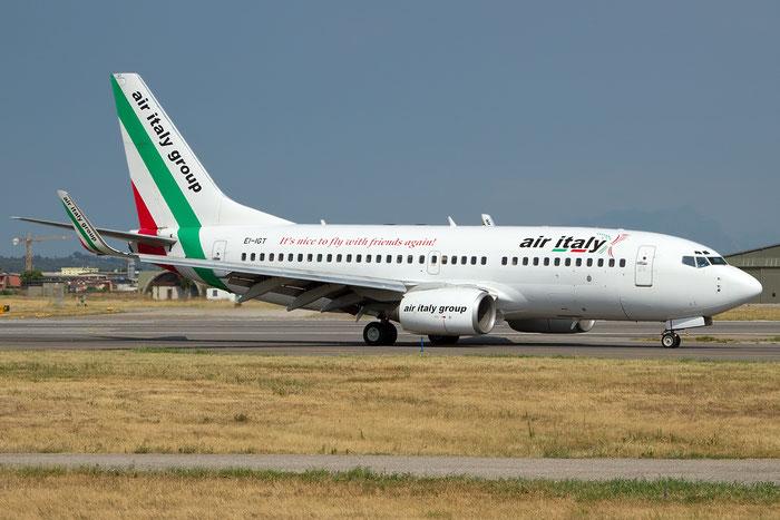EI-IGT  B737-73V  32421/1357  Air Italy (2005)  @ Aeroporto di Verona © Piti Spotter Club Verona