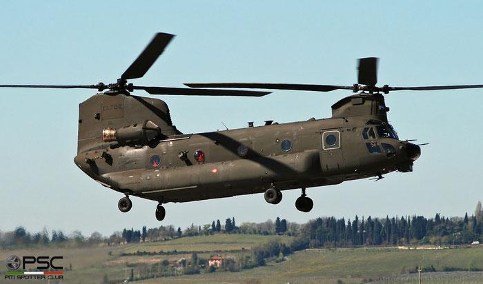 MM81779  E.I.702  ICH-47F  M7802  11° Gruppo Sqd @ Aeroporto di Verona   © Piti Spotter Club Verona