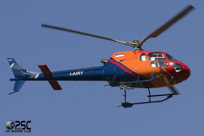 Airway - Aérospatiale AS 350B2 Ecureuil - I-AIRY @ Aeroporto di Verona © Piti Spotter Club Verona