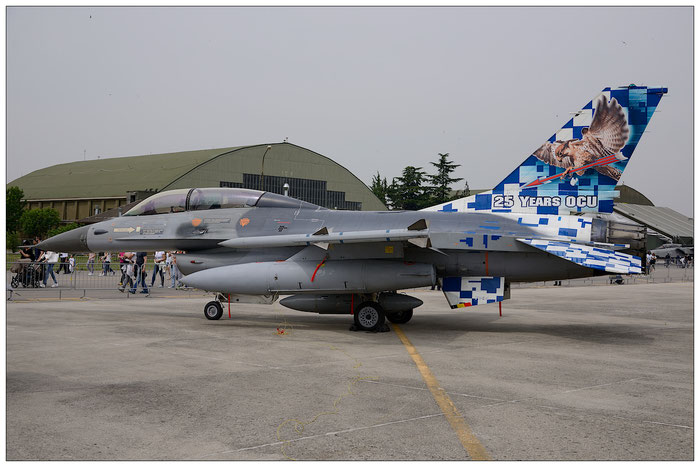 FB24   F-16BM  6J-24  10w © Piti Spotter Club Verona