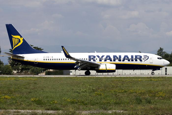 EI-EGB B737-8AS 38491/3097 Ryanair @ Treviso Airport 22.08.2015 © Piti Spotter Club Verona