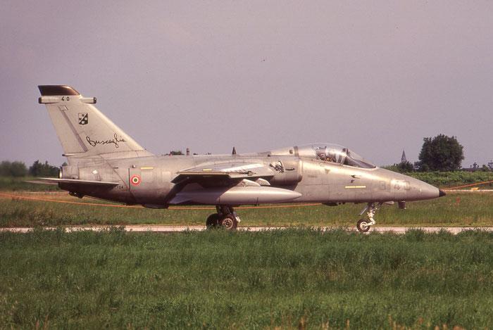 MM7124  3-40  AMX  IX036 @ Aeroporto di Verona © Piti Spotter Club Verona