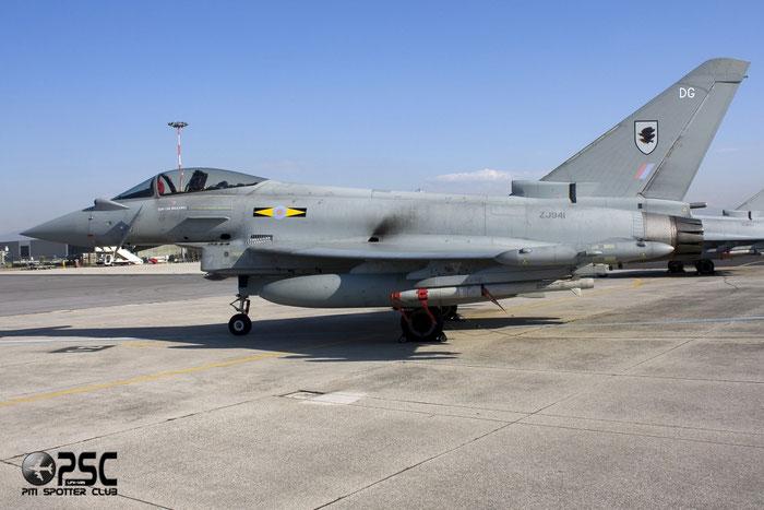 ZJ941  D  Typhoon FGR4  135/BS034  1435Flt © Piti Spotter Club Verona