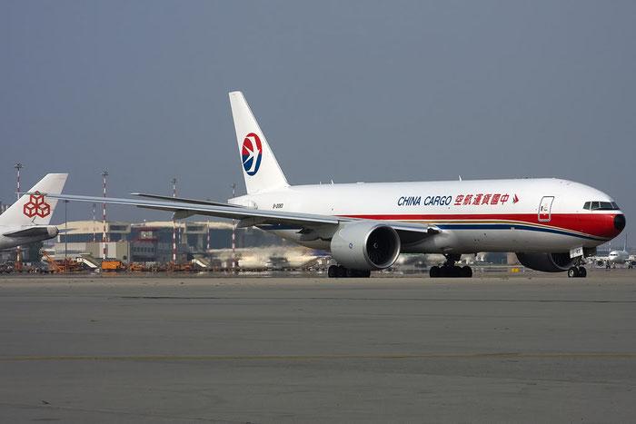 B-2083 B777-F6N 37717/949 China Cargo Airlines @ Milano Malpensa Airport 26.06.2011 © Piti Spotter Club Verona