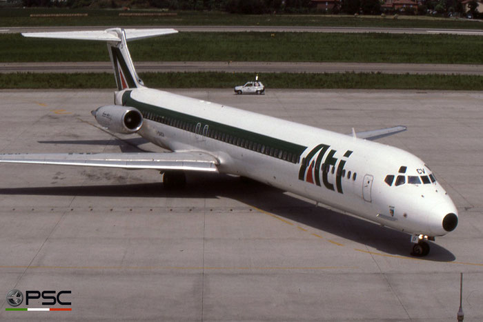 I-DACV MD-82 53056/1880 ATI - Aero Transporti Italiani © 2018 courtesy of Marco Ceschi - Piti Spotter Club Verona