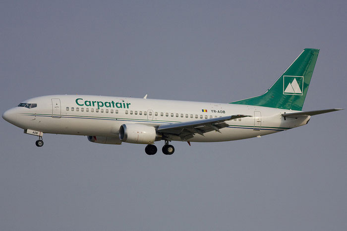 YR-ADB B737-31S 29058/2946 Carpatair @ Venezia Airport 11.06.2012 © Piti Spotter Club Verona