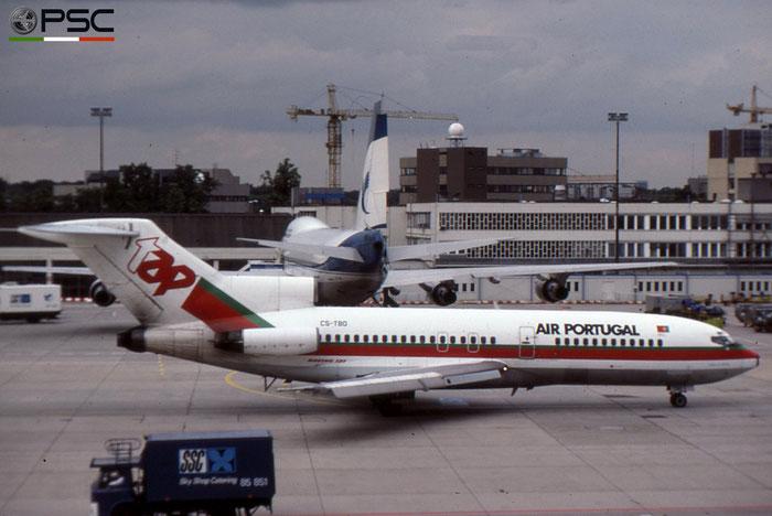 CS-TBO B727-82C 19968/660 TAP Air Portugal - Transportes Aéreos Portugueses © 2018 courtesy of Marco Ceschi - Piti Spotter Club Verona