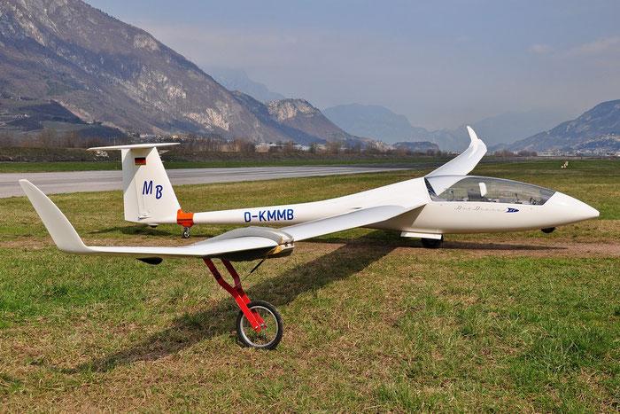 D-KMMB - Schempp-Hirth Duo Discus - Private @ Aeroporto di Trento © Piti Spotter Club Verona