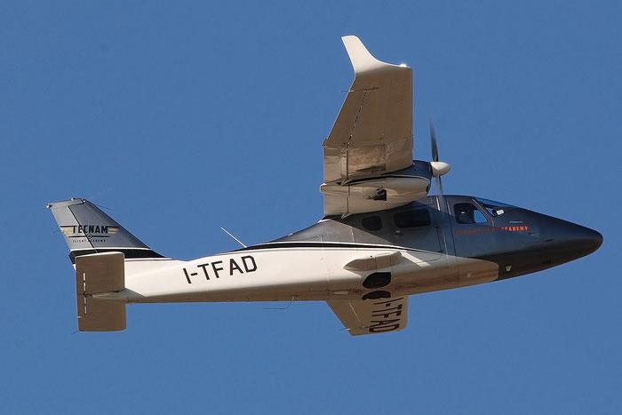 I-TFAD Tecnam P2006T nd Private @ Aeroporto di Verona 11.2020  © Piti Spotter Club Verona