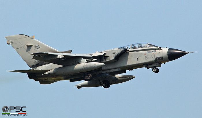 MM7067  6-41  Tornado IDS MLU RET8  526/IS066/5078 @ Aeroporto di Verona © Piti Spotter Club Verona