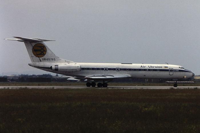 UR-65765 62315 Tu-134A  Avialini. Ukrayiny @ Aeroporto di Verona © Piti Spotter Club Verona