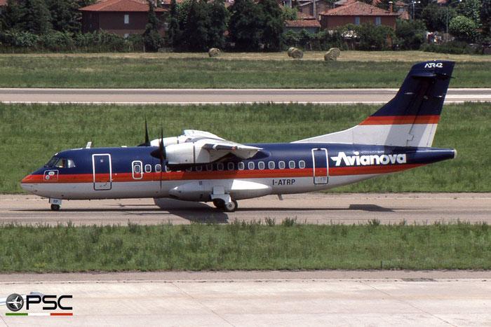 I-ATRP ATR42-300 021 Avianova © 2018 courtesy of Marco Ceschi - Piti Spotter Club Verona