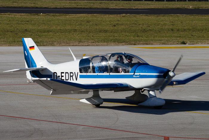 D-EDRV Robin Apex DR-400/140 B DR40 @ Aeroporto di Trento © Piti Spotter Club Verona