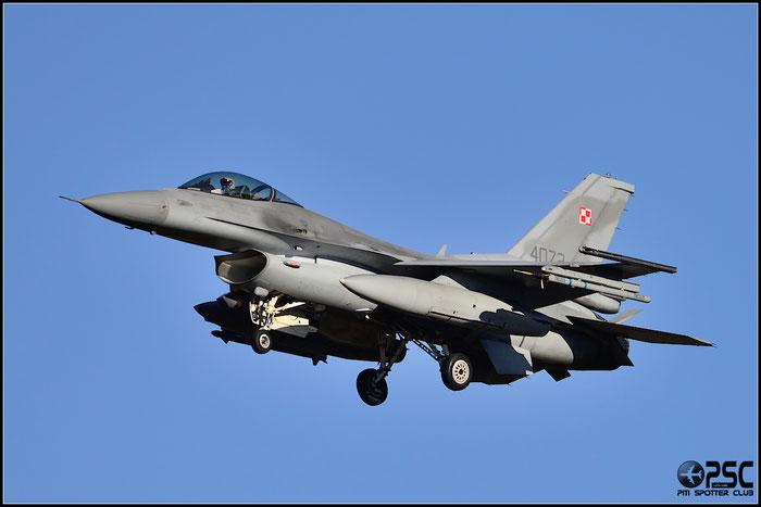 4072   F-16C-52CF  JC-33  32.BLT (10.elt) © Piti Spotter Club Verona