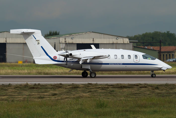 MM62200 Italy - Air Force Piaggio P-180AM Avanti - MM62200 (cn 1047) @ Aeroporto di Verona © Piti Spotter Club Verona