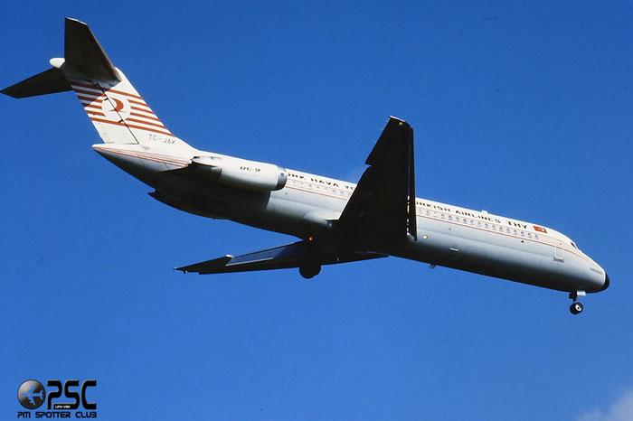 TC-JAK  DC-9-32  47397/636  Turkish Airlines - THY Türk Hava Yollari  @ Aeroporto di Verona © Piti Spotter Club Verona