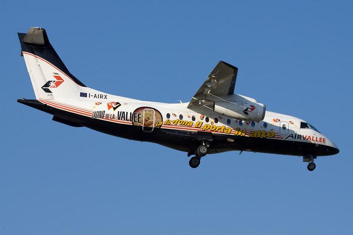 I-AIRX Do328-300 3142 Air Vallee @ Rimini Airport 20.08.2011 © Piti Spotter Club Verona