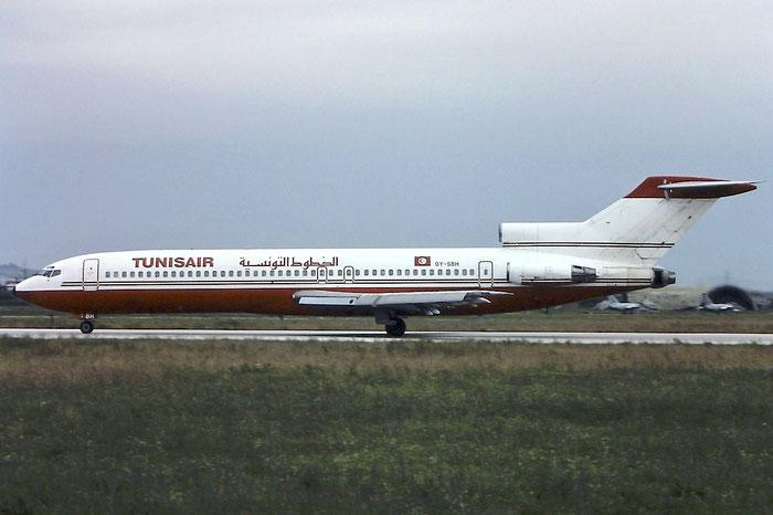 OY-SBH B727-2B7 22164/1743 Tunis Air @ Aeroporto di Verona © Piti Spotter Club Verona