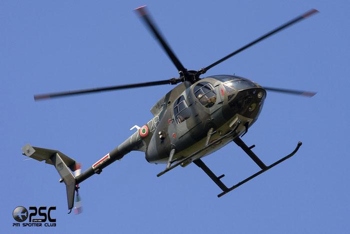 MM81291  72-28  NH500E  229  208° Gruppo SV @ Aeroporto di Verona   © Piti Spotter Club Verona