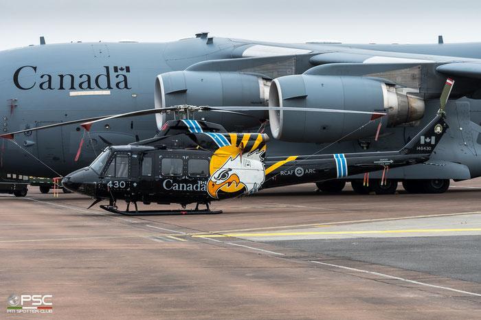 146430   CH-146 (Bell 412CF)  46430  430sq © Piti Spotter Club Verona