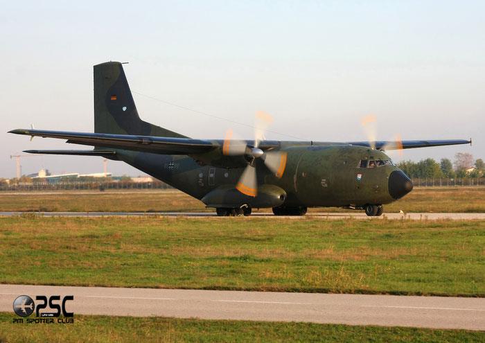 51+09   C-160D  D146  © Piti Spotter Club Verona @ Aeroporto di Verona   © Piti Spotter Club Verona