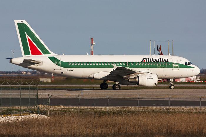 EI-IMF A319-112 2083 Alitalia @ Venezia Airport 22.03.2013 © Piti Spotter Club Verona