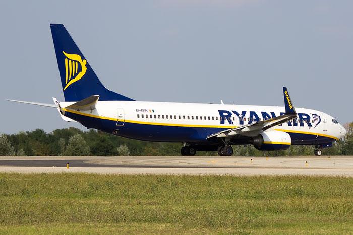 EI-ENB B737-8AS 40289/3418 Ryanair @ Bologna Airport 07.09.2014 © Piti Spotter Club Verona
