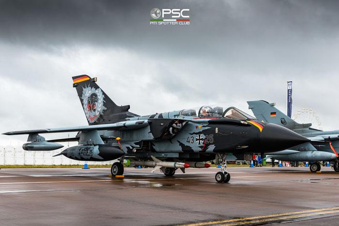 43+25   Tornado IDS  062/GS008/4025 © Piti Spotter Club Verona