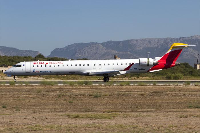 EC-JZS CRJ900ER 15111 Air Nostrum @ Palma de Mallorca Airport 07.2014 © Piti Spotter Club Verona