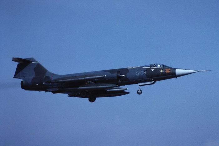 MM6791  5-06 (36-14)  F-104S-ASA  1091 @ Aeroporto di Verona   © Piti Spotter Club Verona