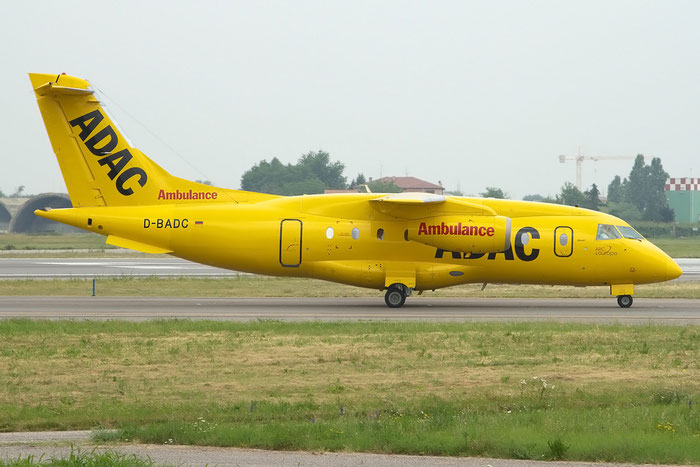 D-BADC - Dornier Do-328-300 Jet - D-BADC ADAC @ Aeroporto di Verona © Piti Spotter Club Verona