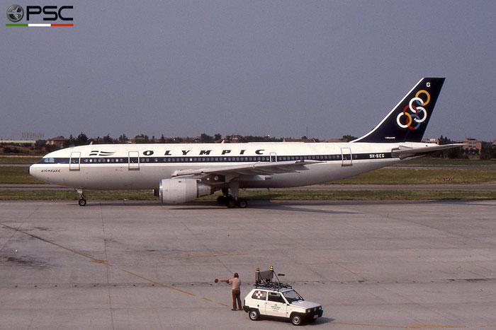 SX-BEG A300B4-103 148 Olympic Airways © 2018 courtesy of Marco Ceschi - Piti Spotter Club Verona