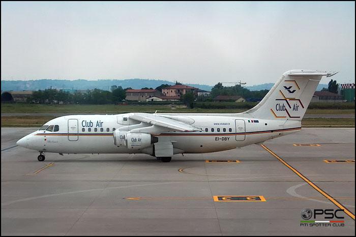 EI-DBY BAe146-200A E2012 @ Aeroporto di Verona © Piti Spotter Club Verona