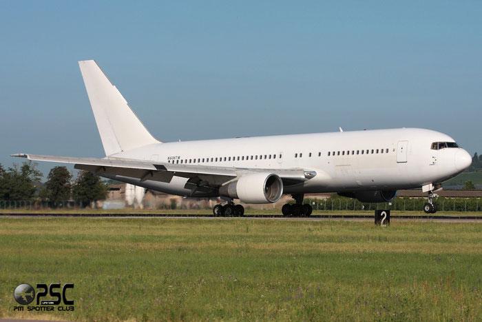 N606TW  B767-231ER Aeronautica Militare Italiana - @ Aeroporto di Verona   © Piti Spotter Club Verona
